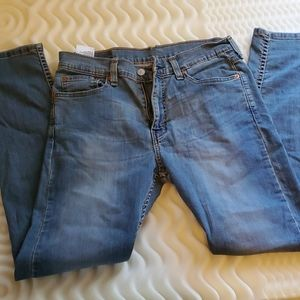 Mens Levi Strauss and co jeans size 32 32